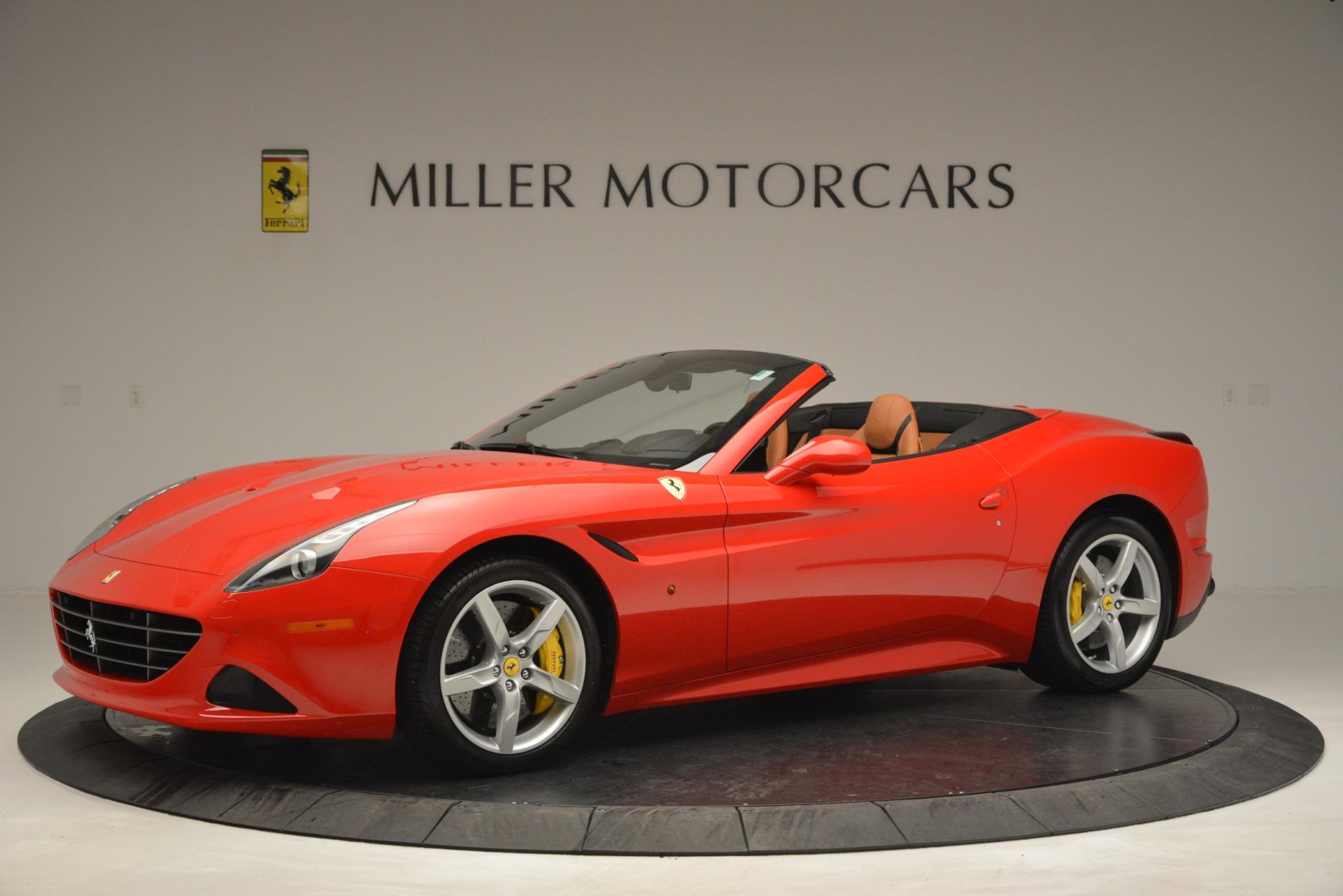Used 2016 Ferrari California T Handling Speciale For Sale In Westport, CT 2921_p2