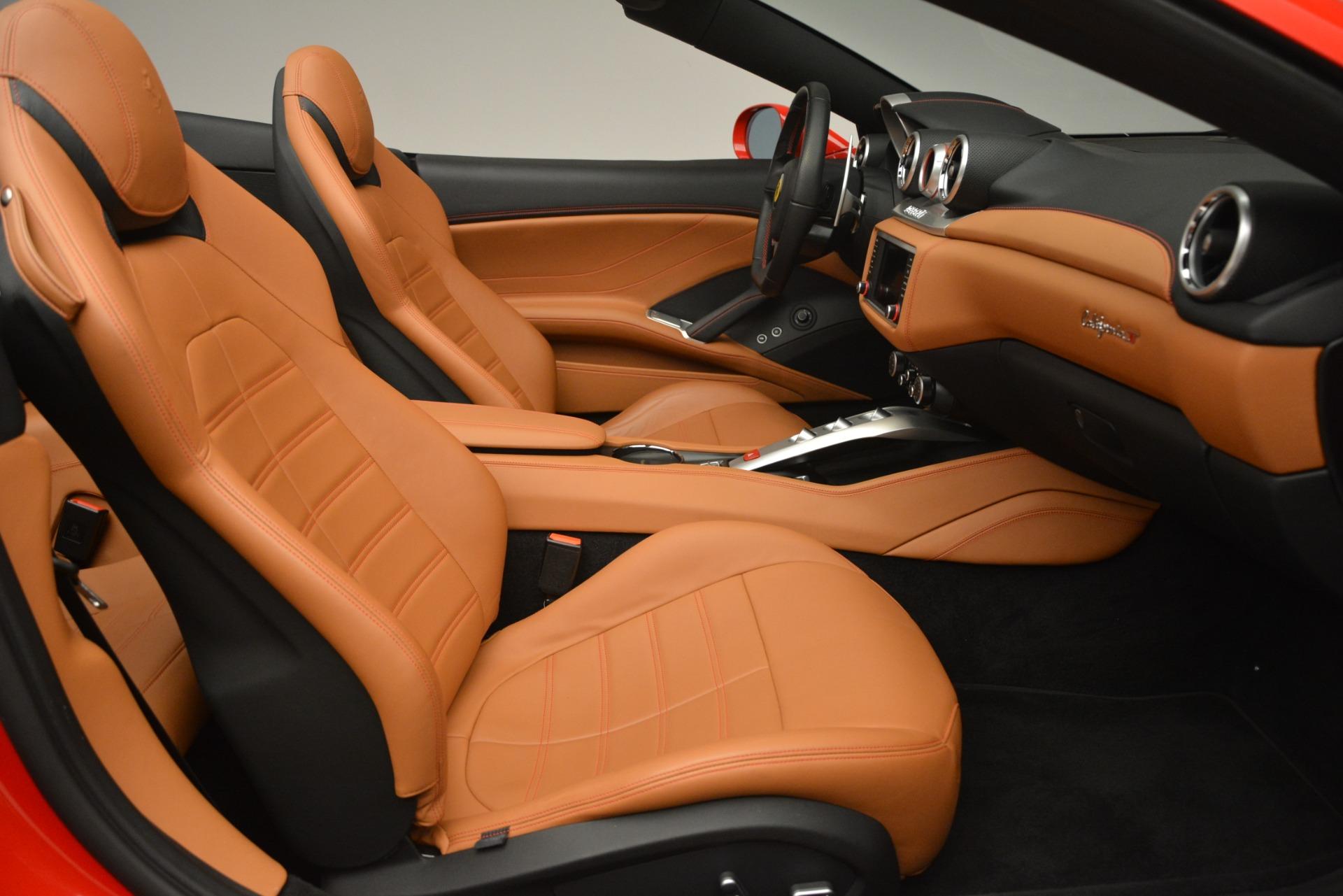 Used 2016 Ferrari California T Handling Speciale For Sale In Westport, CT 2921_p30