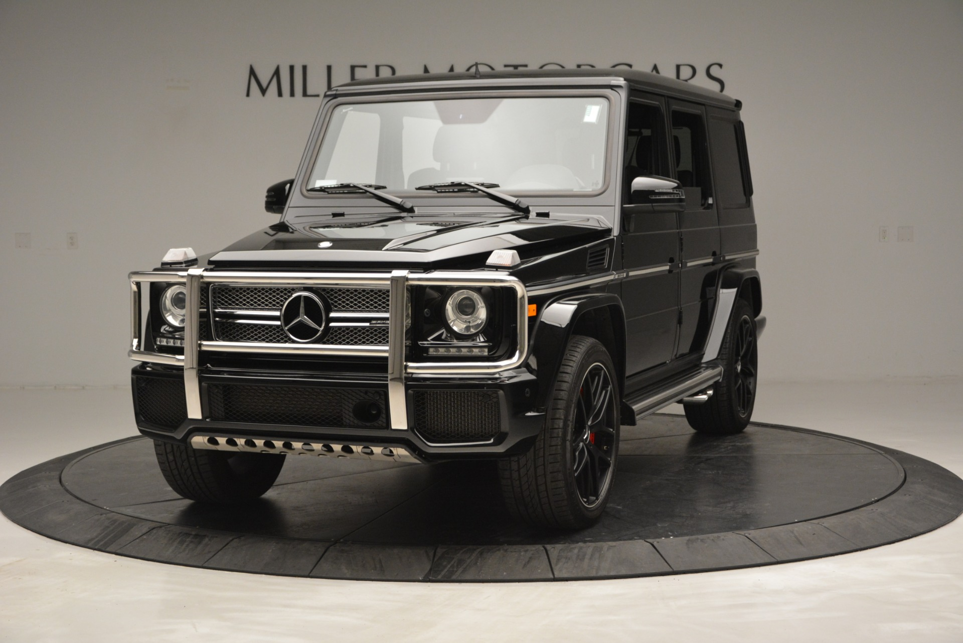 Used 2016 Mercedes-Benz G-Class AMG G 65 For Sale In Westport, CT 2922_main