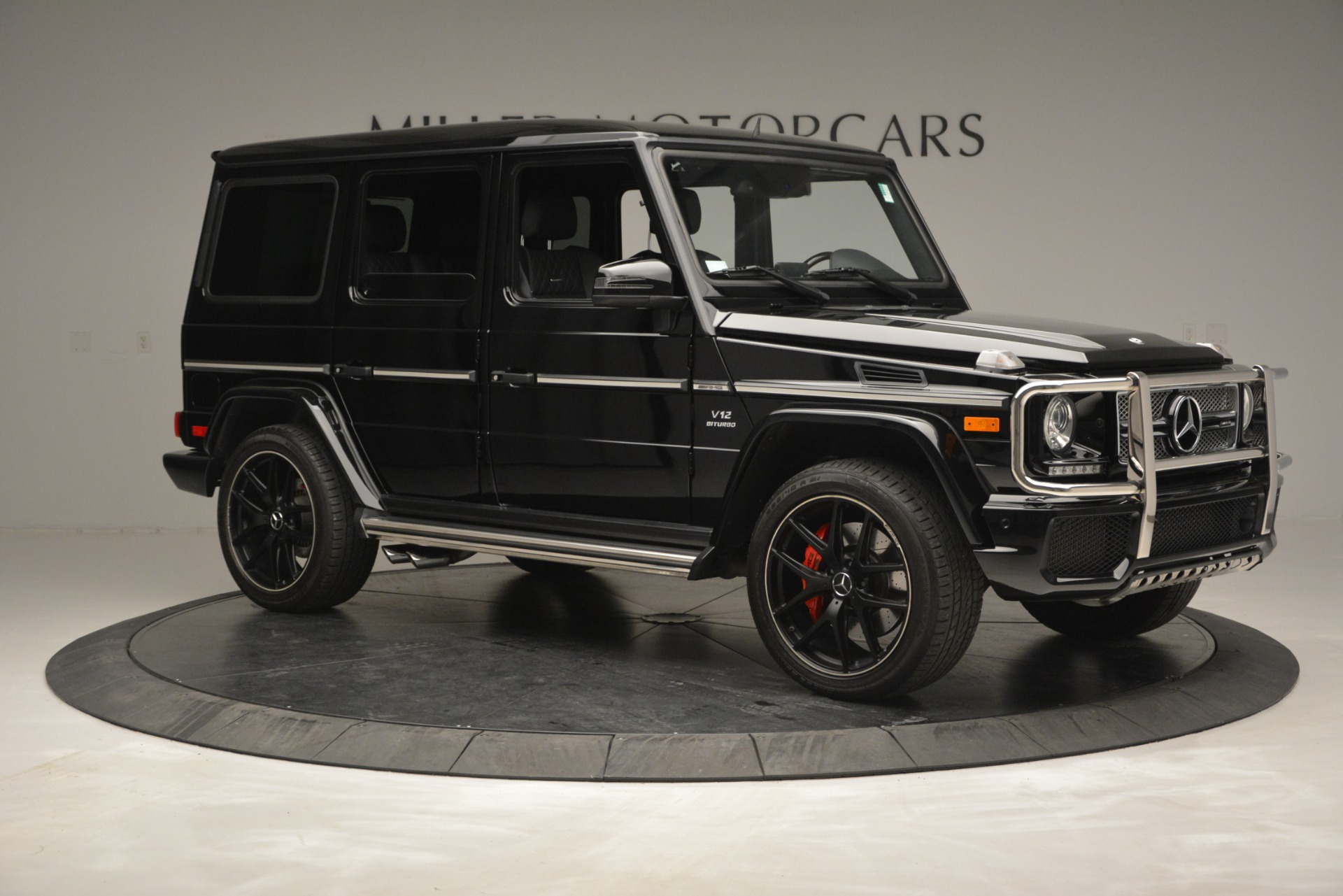 Used 2016 Mercedes-Benz G-Class AMG G 65 For Sale In Westport, CT 2922_p10
