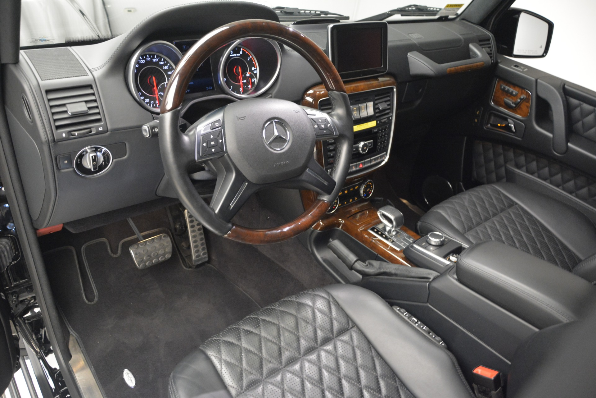 Used 2016 Mercedes-Benz G-Class AMG G 65 For Sale In Westport, CT 2922_p14