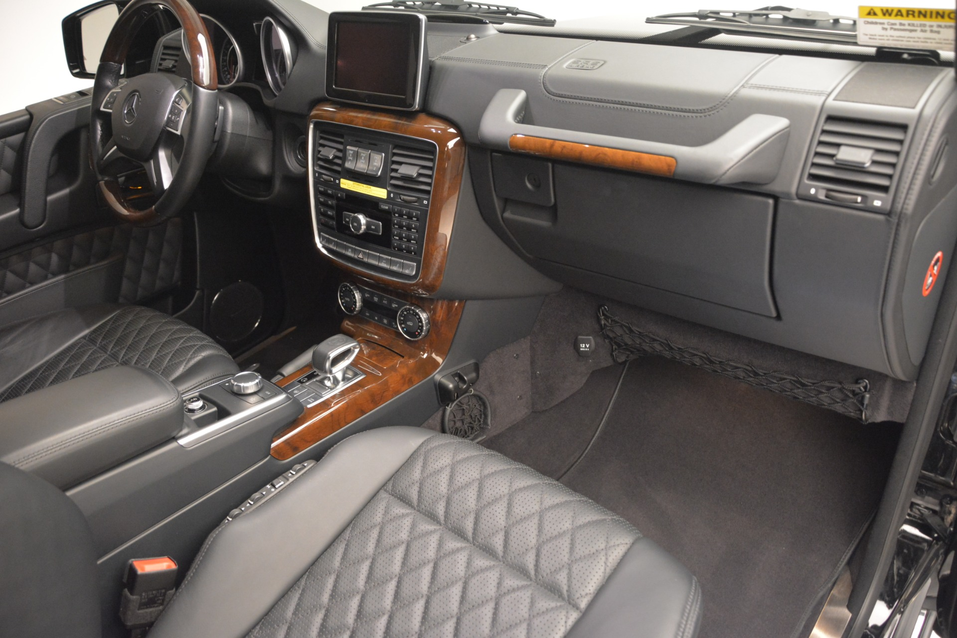 Used 2016 Mercedes-Benz G-Class AMG G 65 For Sale In Westport, CT 2922_p21