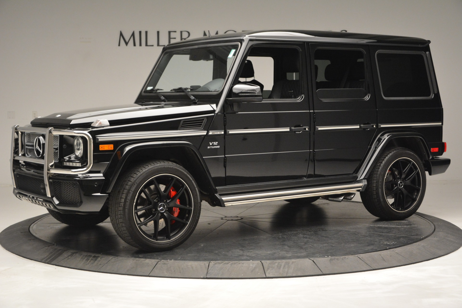 Used 2016 Mercedes-Benz G-Class AMG G 65 For Sale In Westport, CT 2922_p2