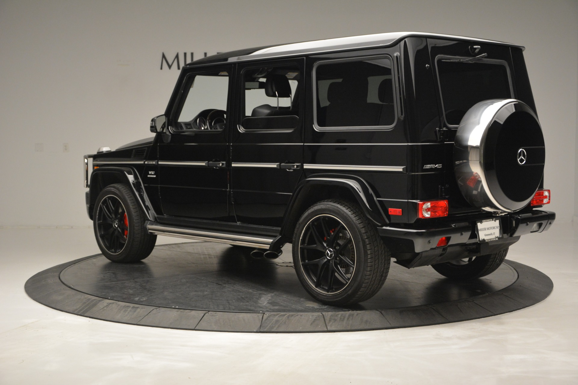 Used 2016 Mercedes-Benz G-Class AMG G 65 For Sale In Westport, CT 2922_p4