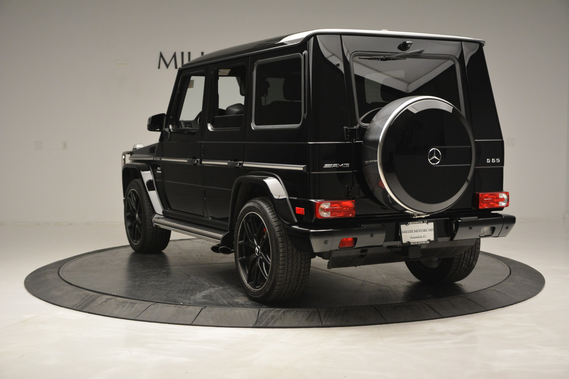 Used 2016 Mercedes-Benz G-Class AMG G 65 For Sale In Westport, CT 2922_p5