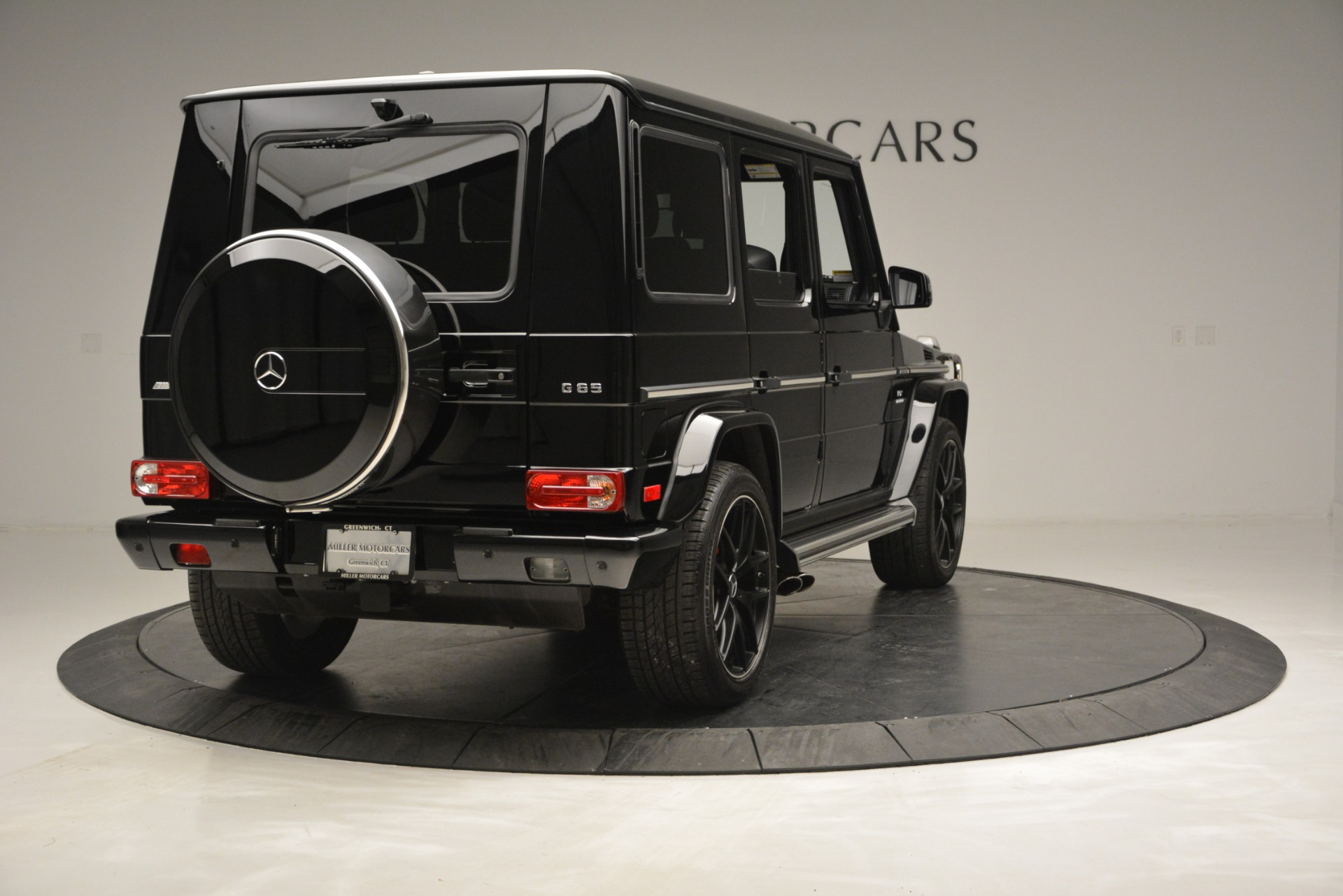 Used 2016 Mercedes-Benz G-Class AMG G 65 For Sale In Westport, CT 2922_p7