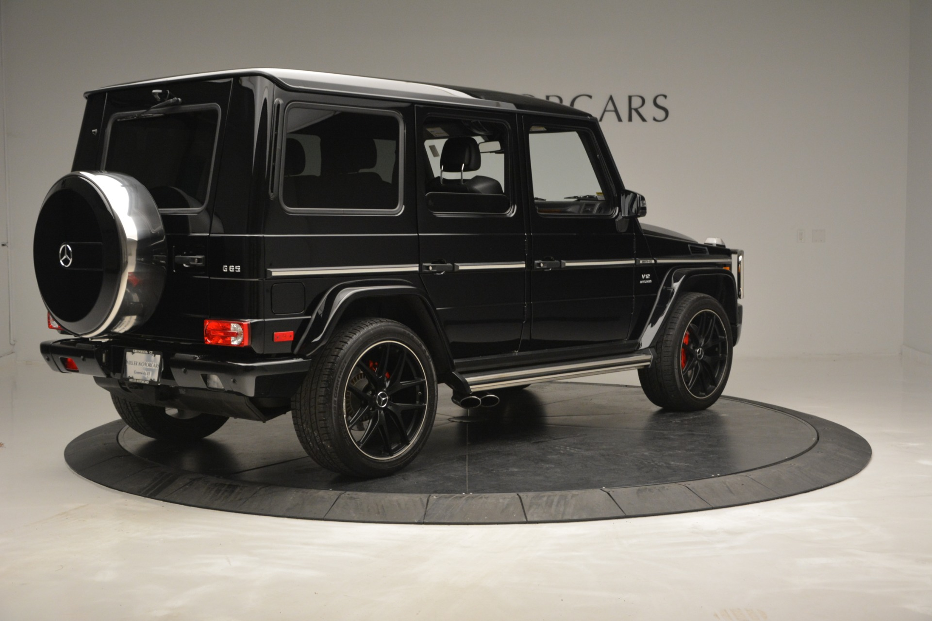 Used 2016 Mercedes-Benz G-Class AMG G 65 For Sale In Westport, CT 2922_p8