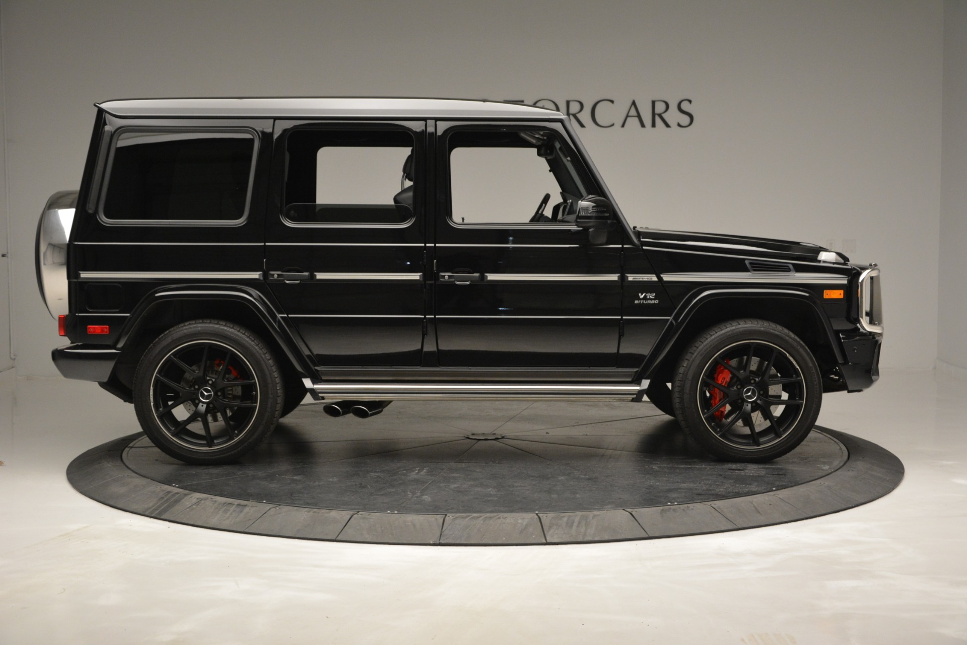 Used 2016 Mercedes-Benz G-Class AMG G 65 For Sale In Westport, CT 2922_p9