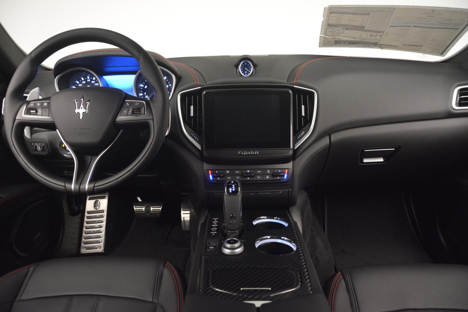 New 2019 Maserati Ghibli S Q4 GranSport For Sale In Westport, CT 2924_p16