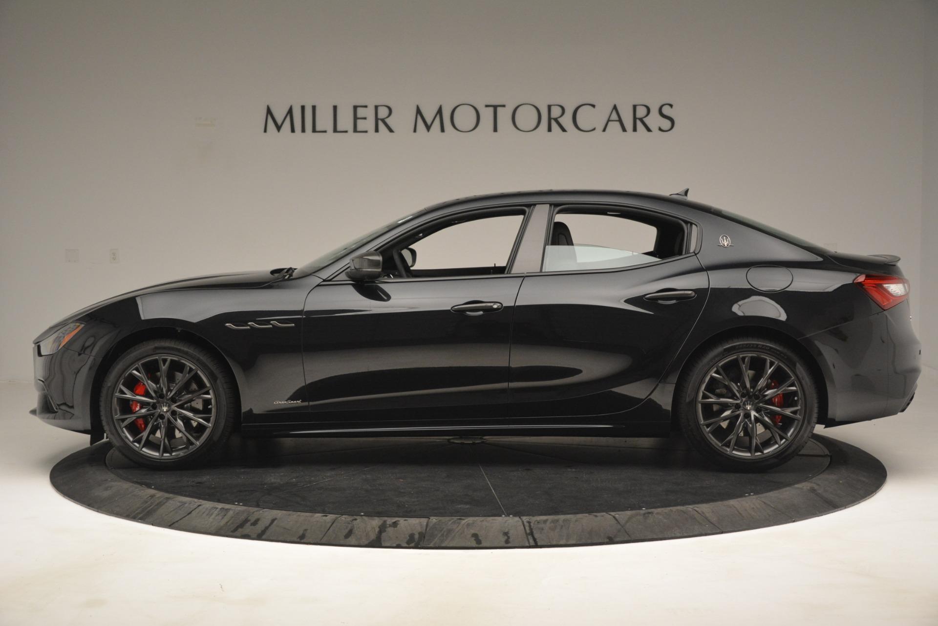New 2019 Maserati Ghibli S Q4 GranSport For Sale In Westport, CT 2924_p3