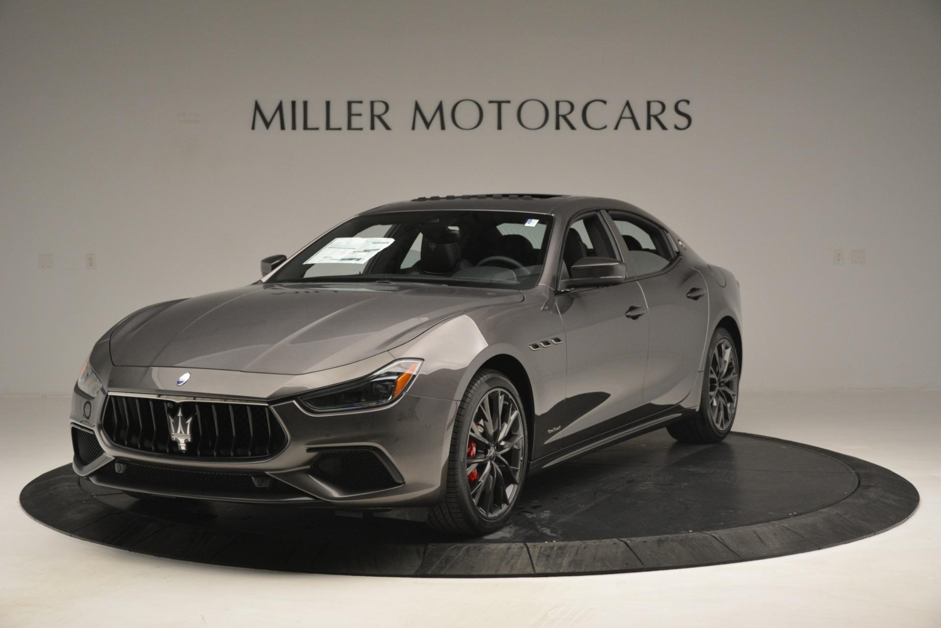 New 2019 Maserati Ghibli S Q4 GranSport For Sale In Westport, CT 2925_main