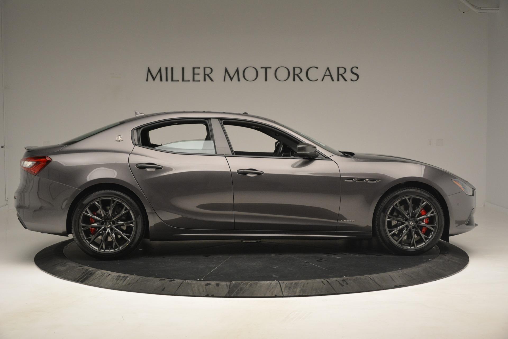 New 2019 Maserati Ghibli S Q4 GranSport For Sale In Westport, CT 2925_p10