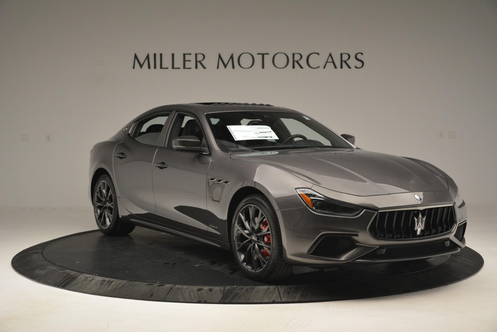 New 2019 Maserati Ghibli S Q4 GranSport For Sale In Westport, CT 2925_p12