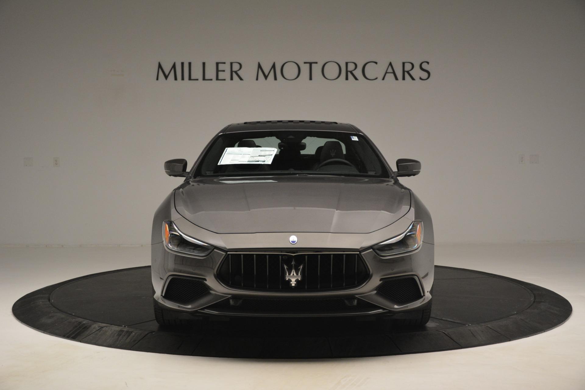 New 2019 Maserati Ghibli S Q4 GranSport For Sale In Westport, CT 2925_p13