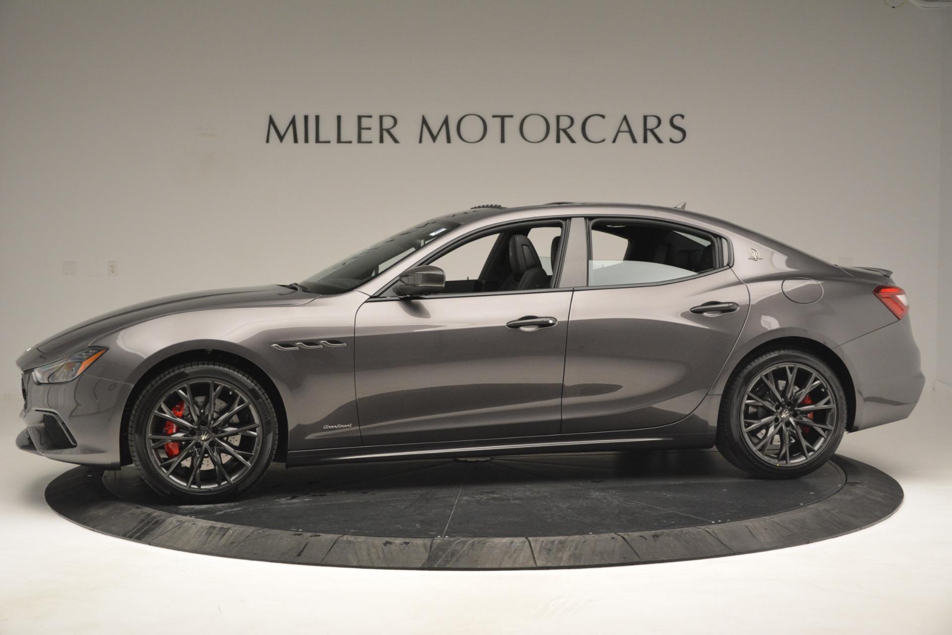 New 2019 Maserati Ghibli S Q4 GranSport For Sale In Westport, CT 2925_p3