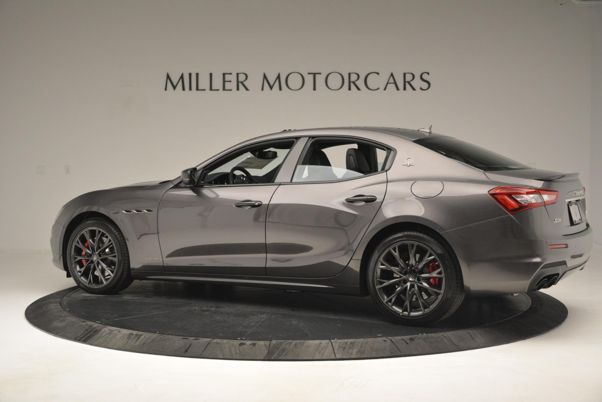 New 2019 Maserati Ghibli S Q4 GranSport For Sale In Westport, CT 2925_p5