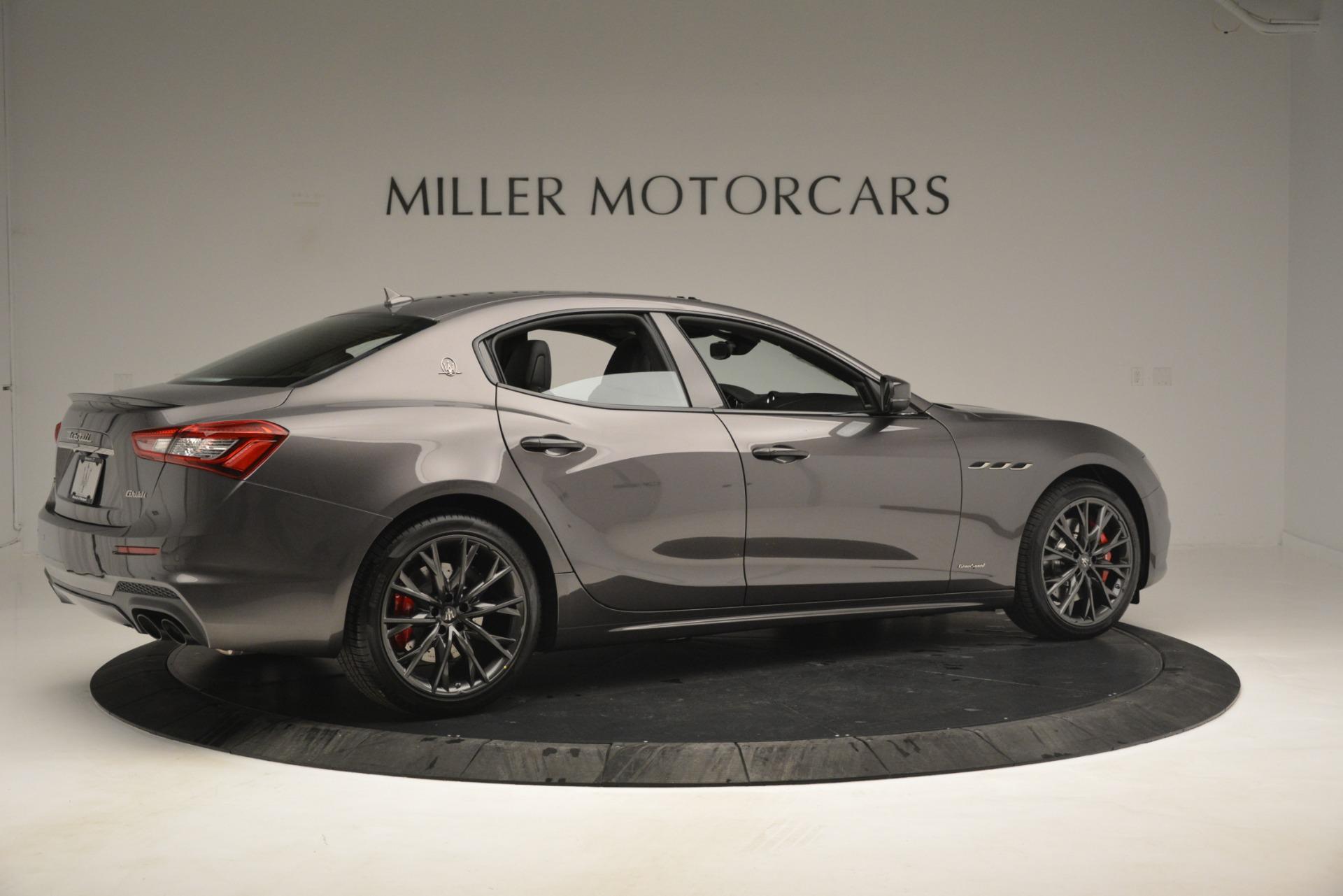 New 2019 Maserati Ghibli S Q4 GranSport For Sale In Westport, CT 2925_p9