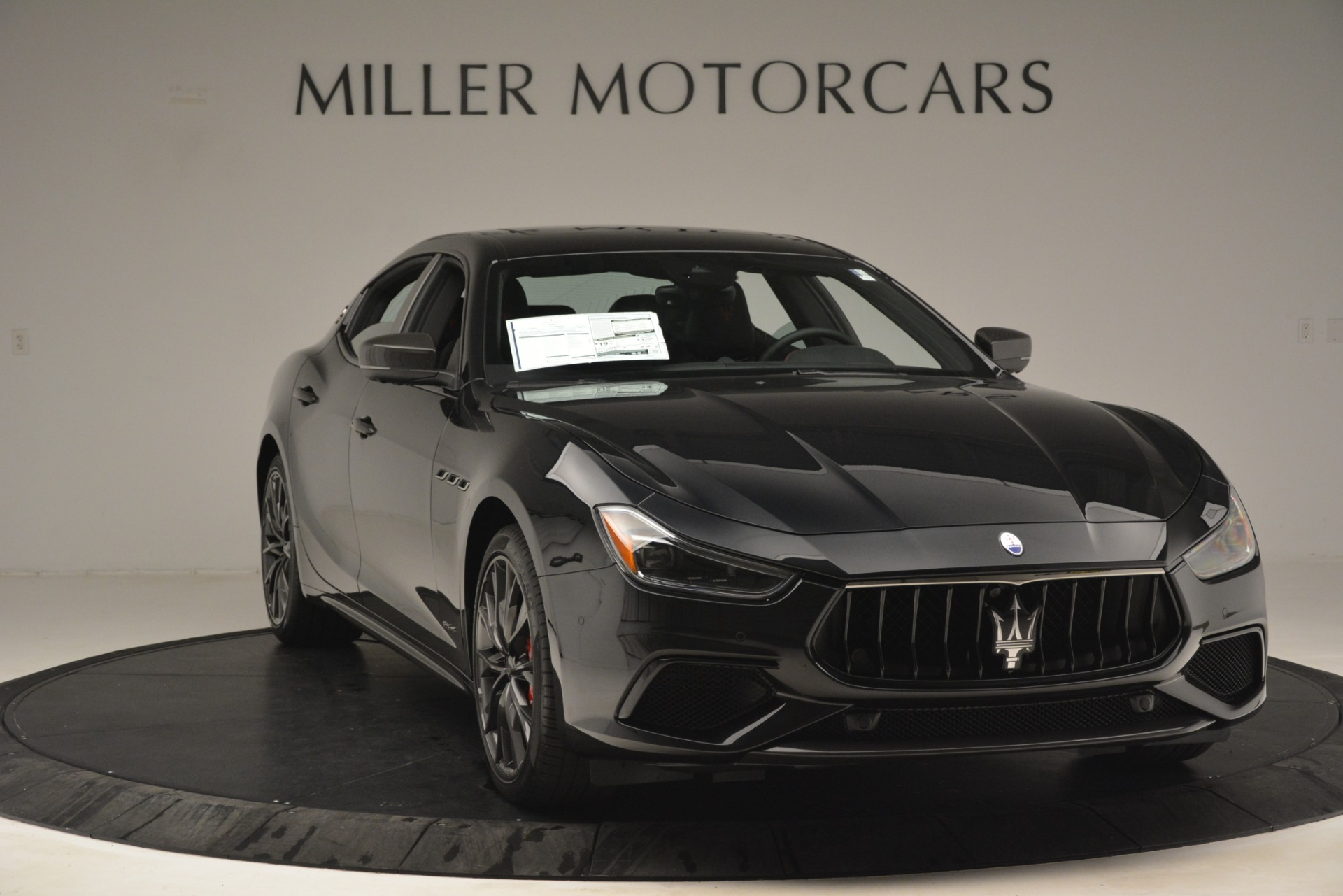 New 2019 Maserati Ghibli S Q4 GranSport For Sale In Westport, CT 2926_p11