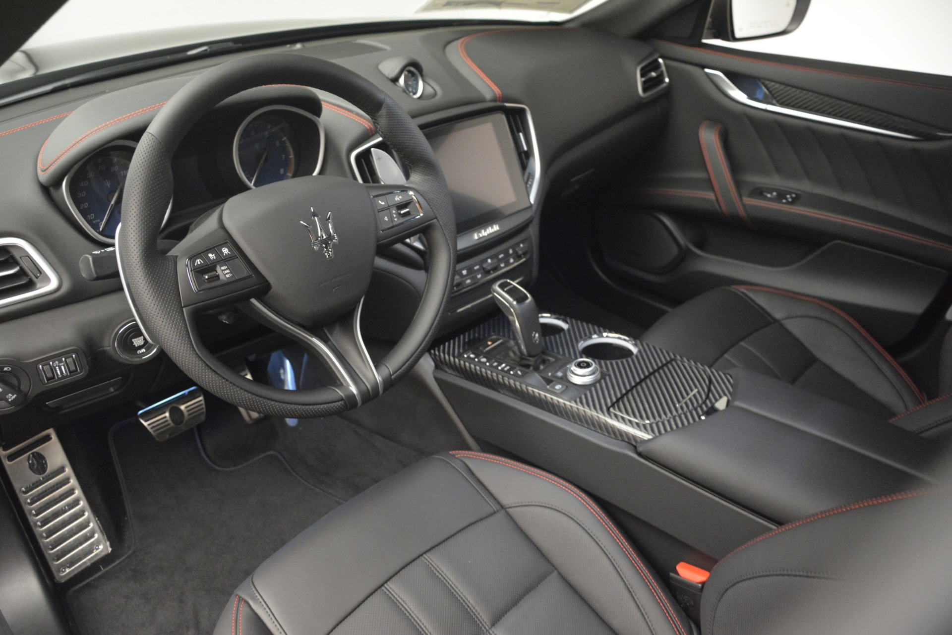 New 2019 Maserati Ghibli S Q4 GranSport For Sale In Westport, CT 2926_p17