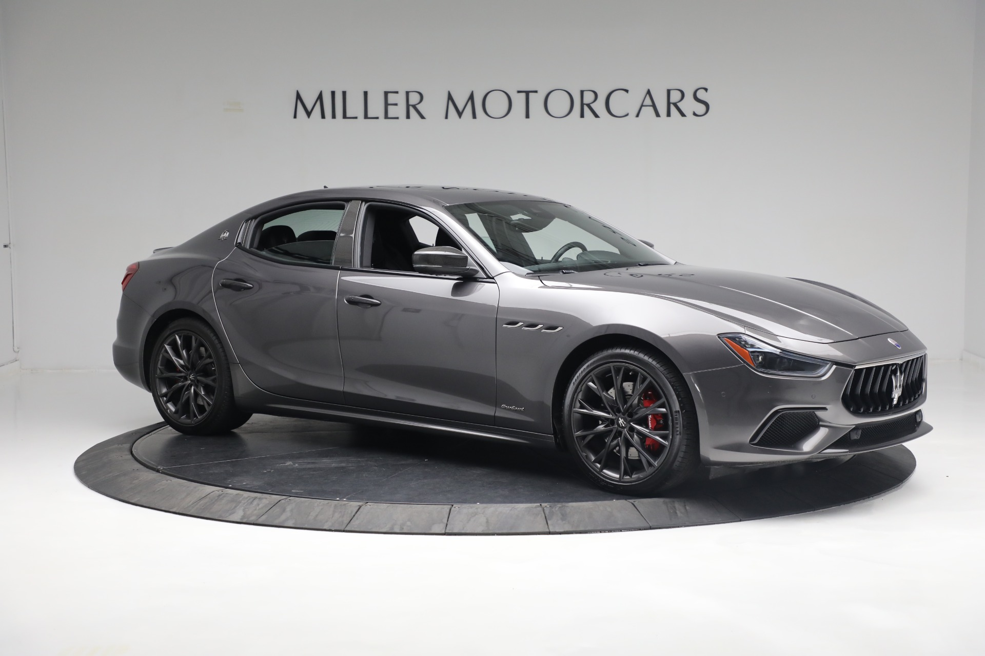 New 2019 Maserati Ghibli S Q4 GranSport For Sale In Westport, CT 2927_p10