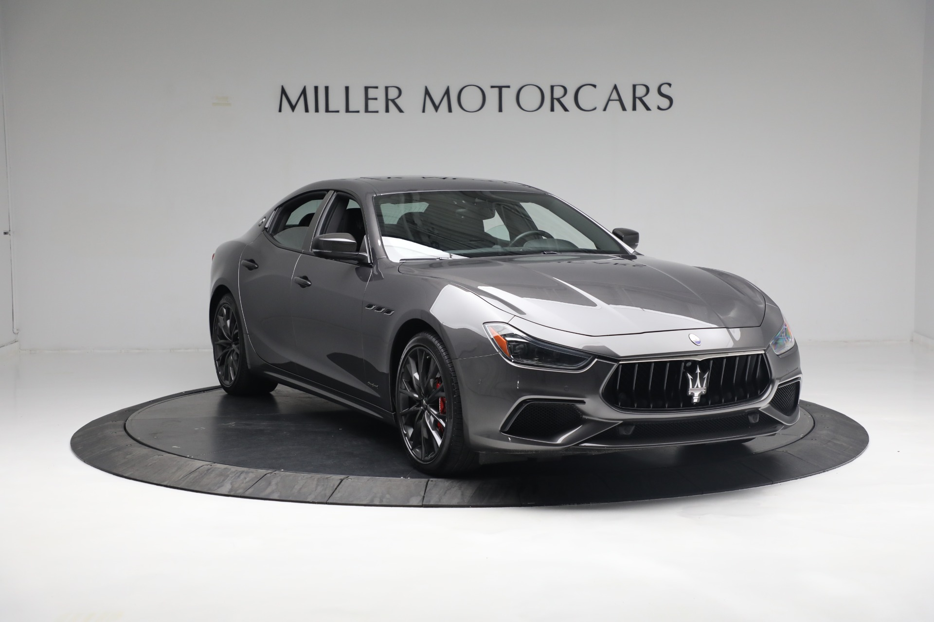 New 2019 Maserati Ghibli S Q4 GranSport For Sale In Westport, CT 2927_p11