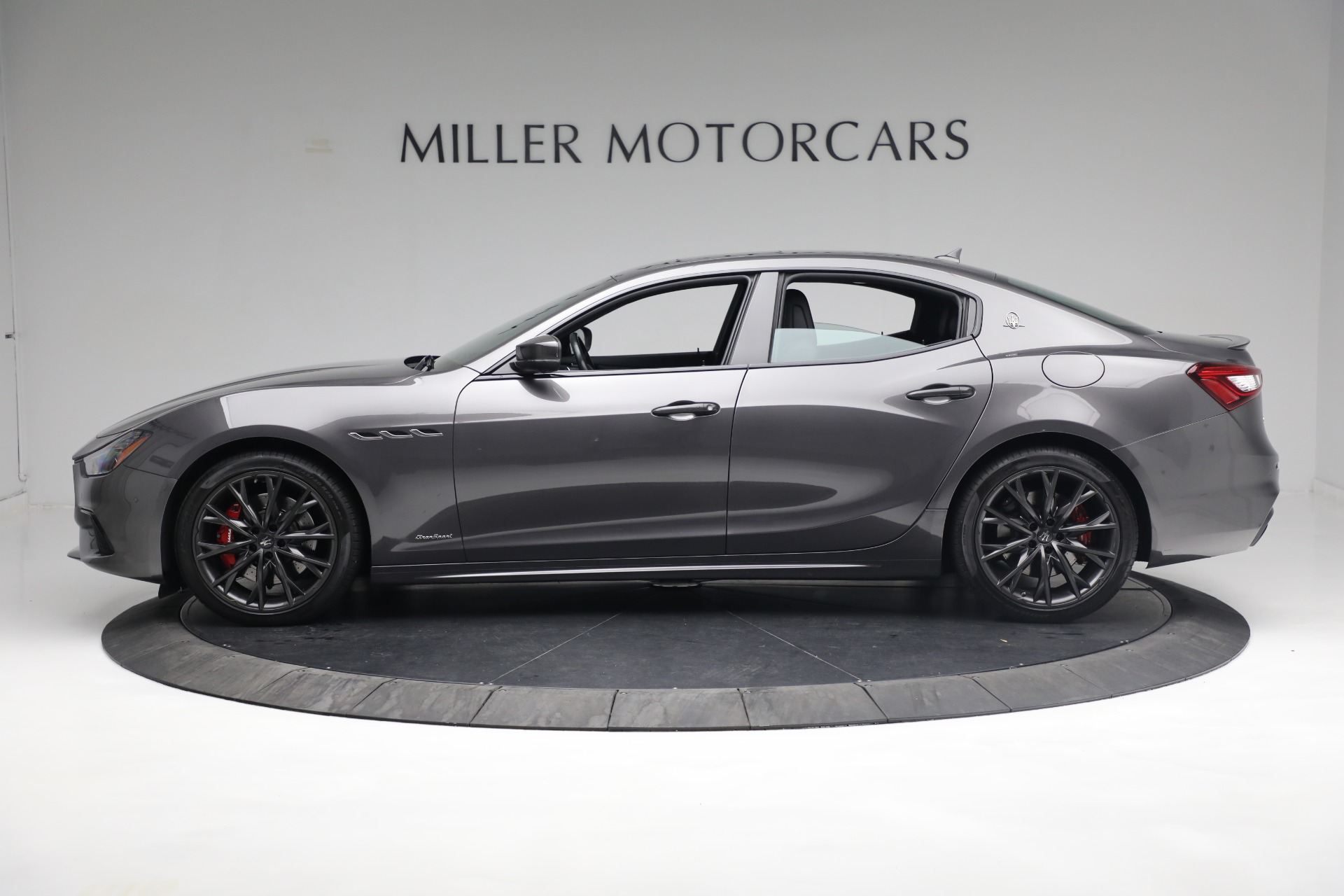 New 2019 Maserati Ghibli S Q4 GranSport For Sale In Westport, CT 2927_p3
