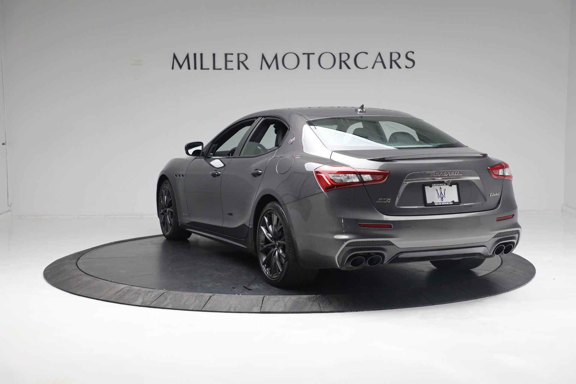 New 2019 Maserati Ghibli S Q4 GranSport For Sale In Westport, CT 2927_p5