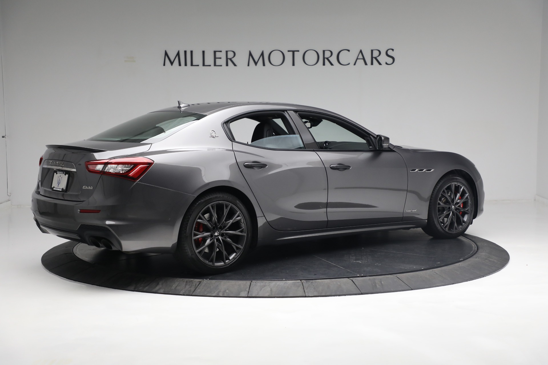 New 2019 Maserati Ghibli S Q4 GranSport For Sale In Westport, CT 2927_p8