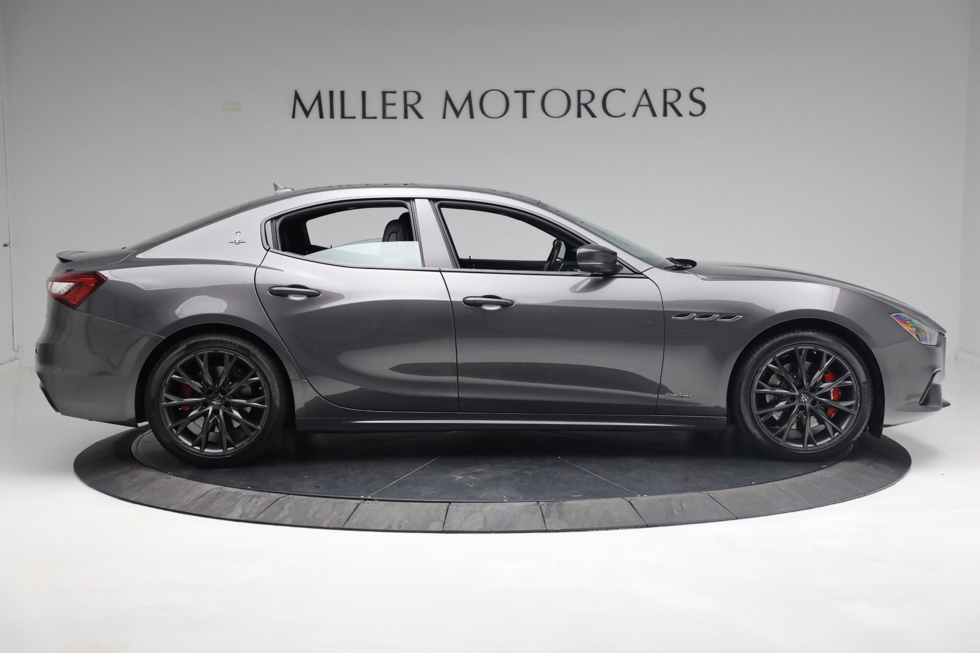 New 2019 Maserati Ghibli S Q4 GranSport For Sale In Westport, CT 2927_p9