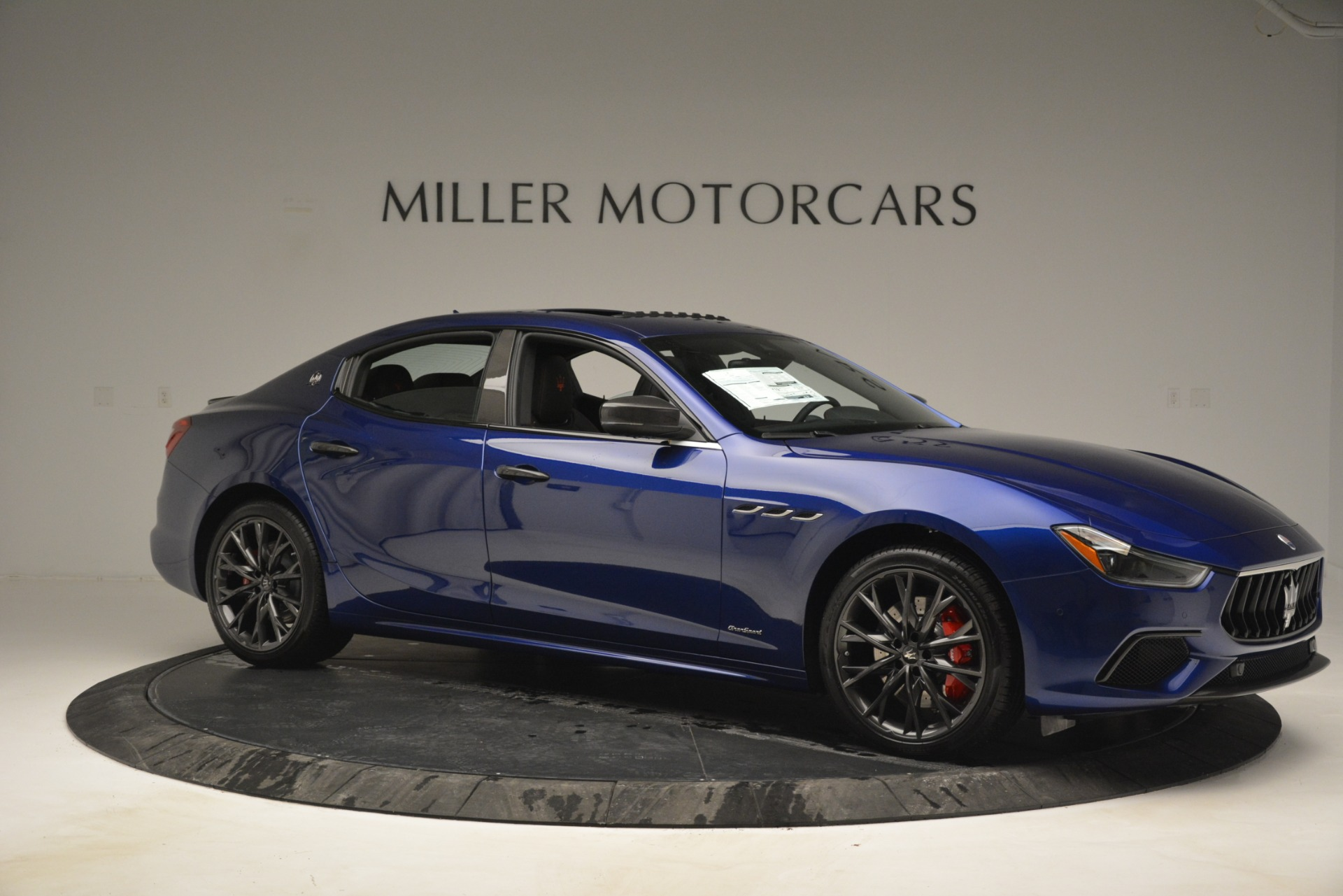 New 2019 Maserati Ghibli S Q4 GranSport For Sale In Westport, CT 2928_p10
