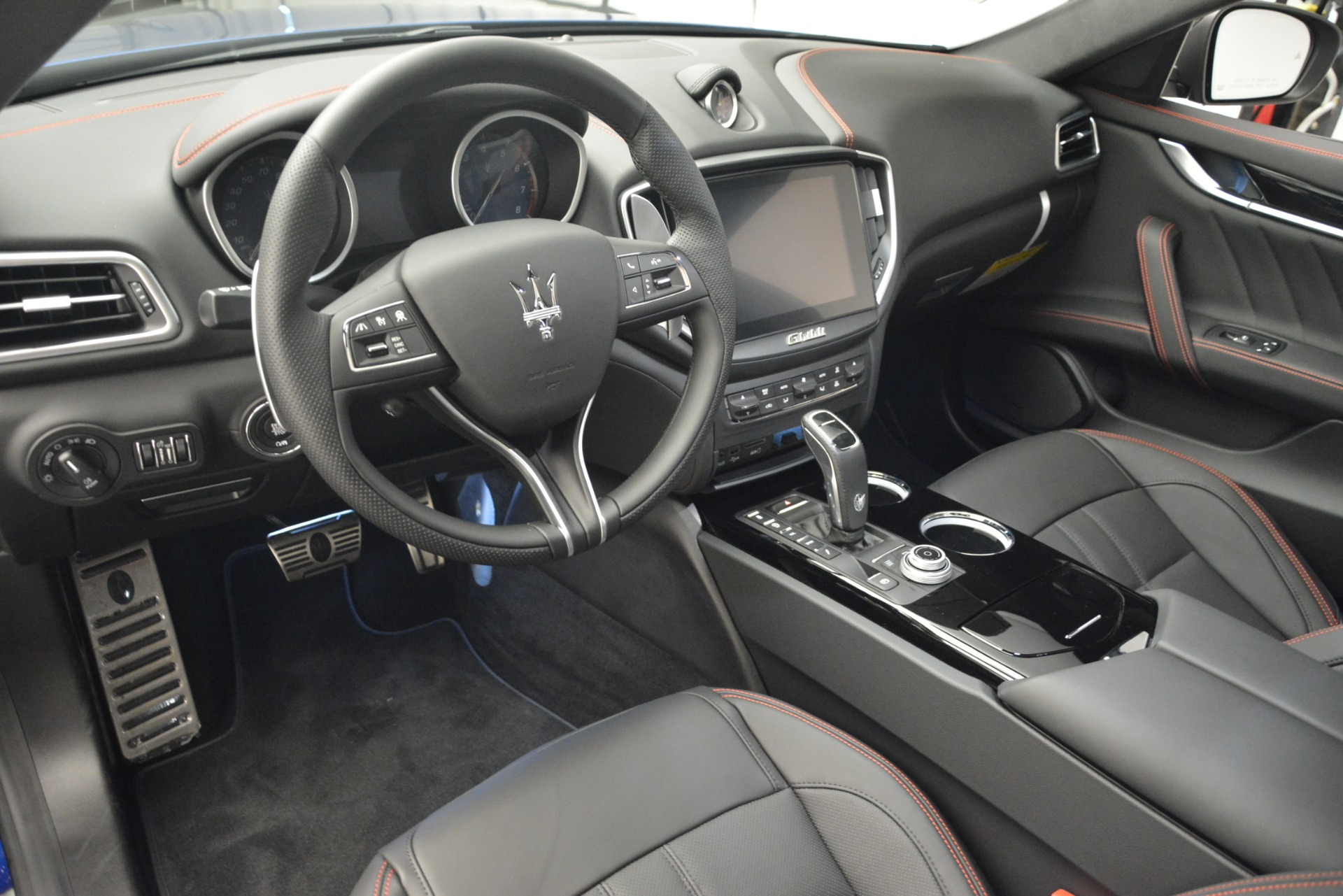 New 2019 Maserati Ghibli S Q4 GranSport For Sale In Westport, CT 2928_p14
