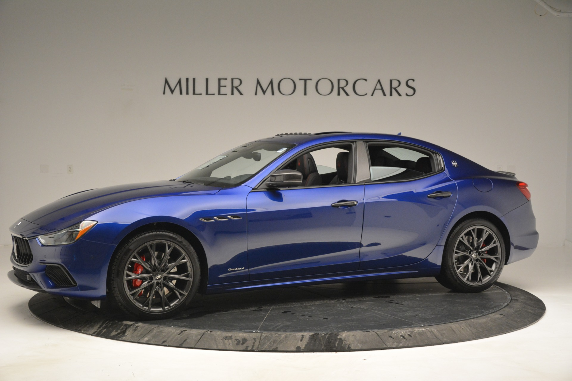 New 2019 Maserati Ghibli S Q4 GranSport For Sale In Westport, CT 2928_p2