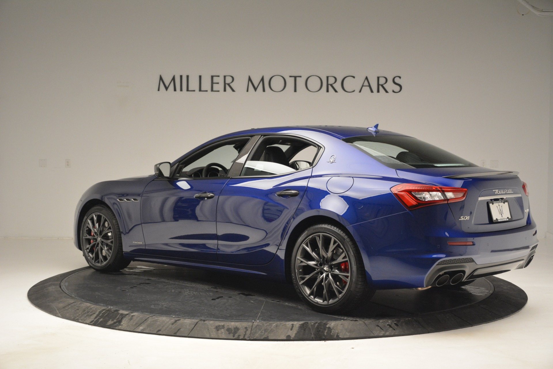 New 2019 Maserati Ghibli S Q4 GranSport For Sale In Westport, CT 2928_p4