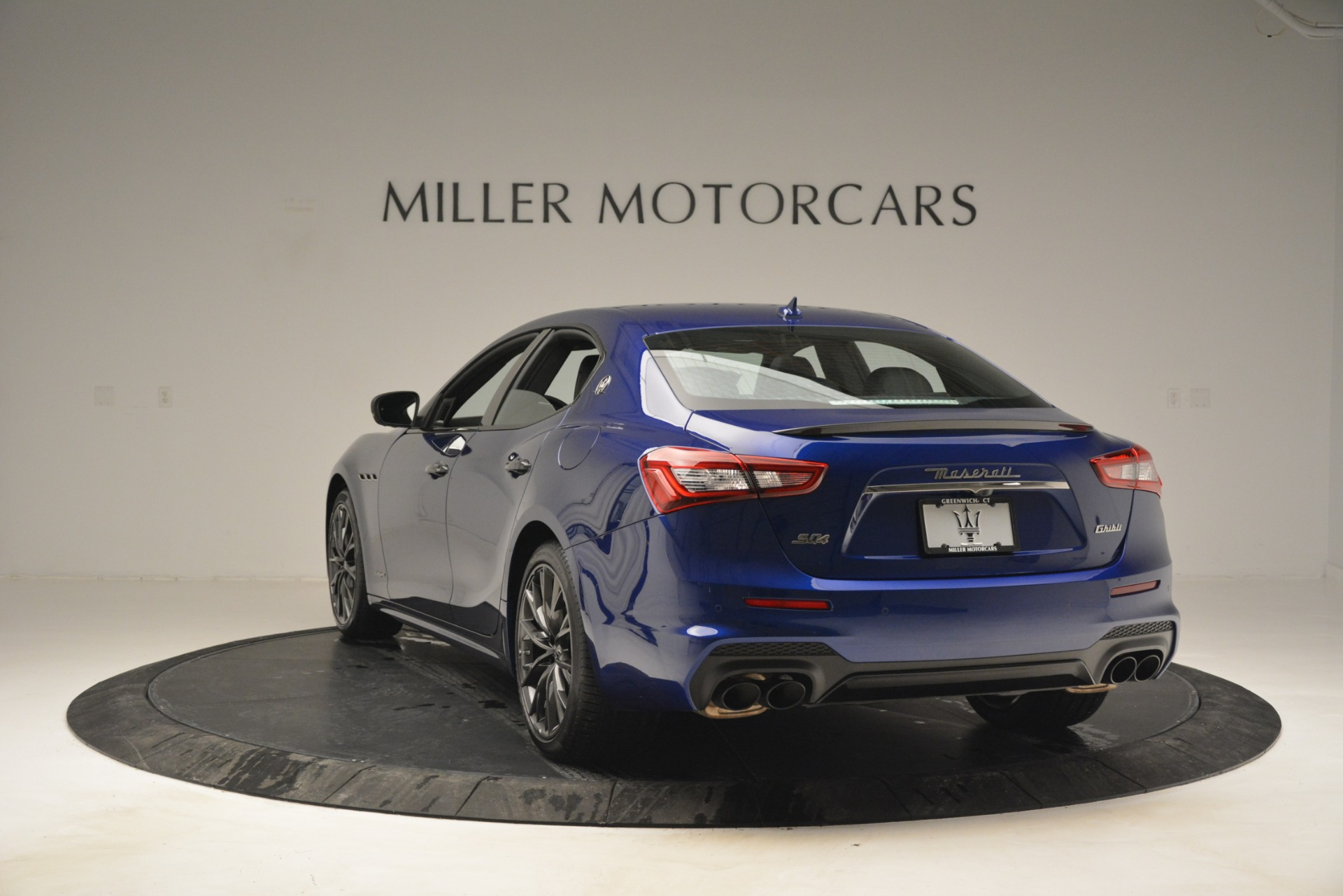New 2019 Maserati Ghibli S Q4 GranSport For Sale In Westport, CT 2928_p5