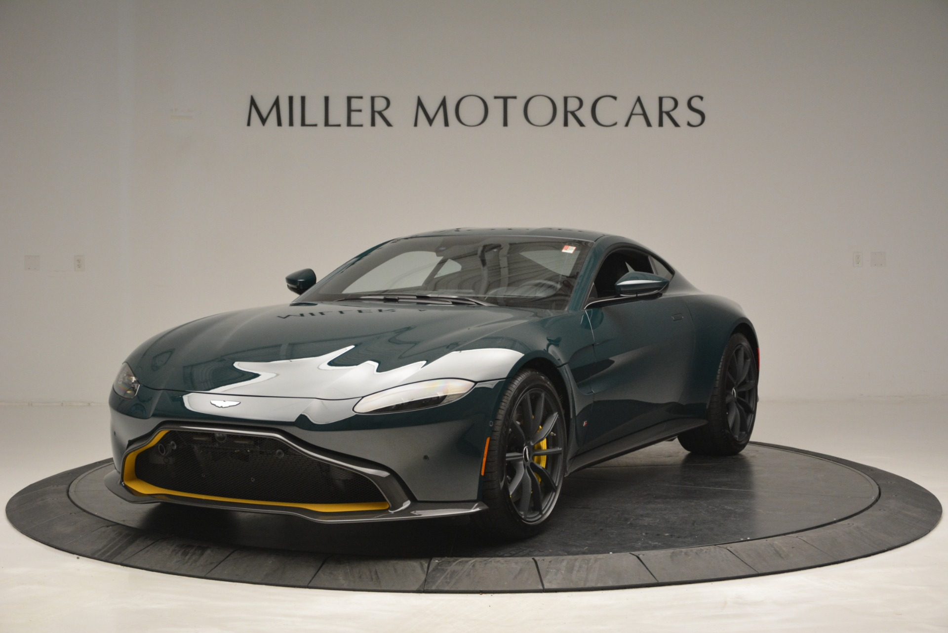 New 2019 Aston Martin Vantage Coupe For Sale In Westport, CT 2929_p2