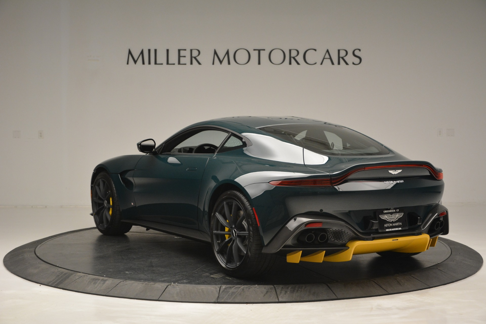 New 2019 Aston Martin Vantage Coupe For Sale In Westport, CT 2929_p5