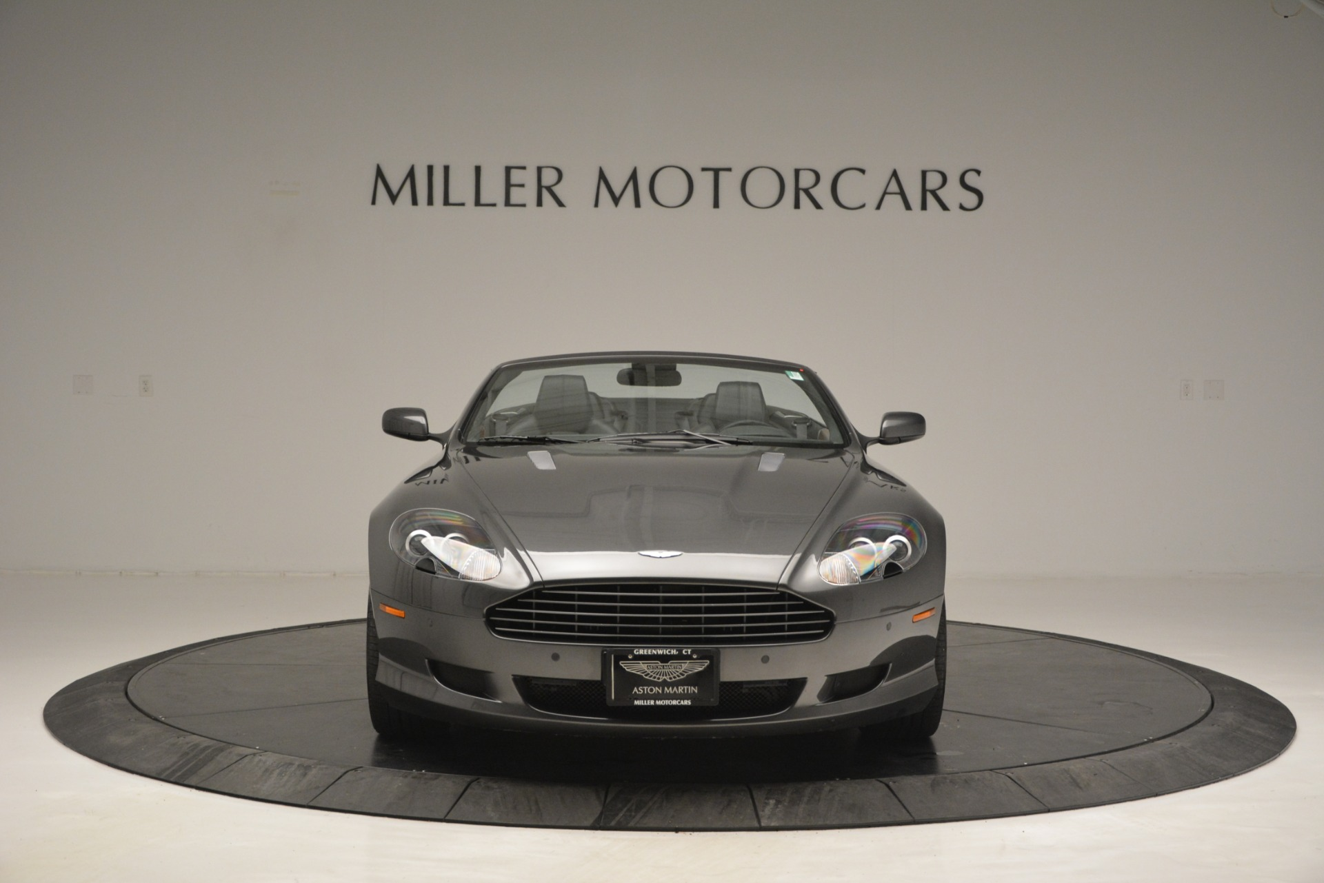 Used 2009 Aston Martin DB9 Convertible For Sale In Westport, CT 2930_p12