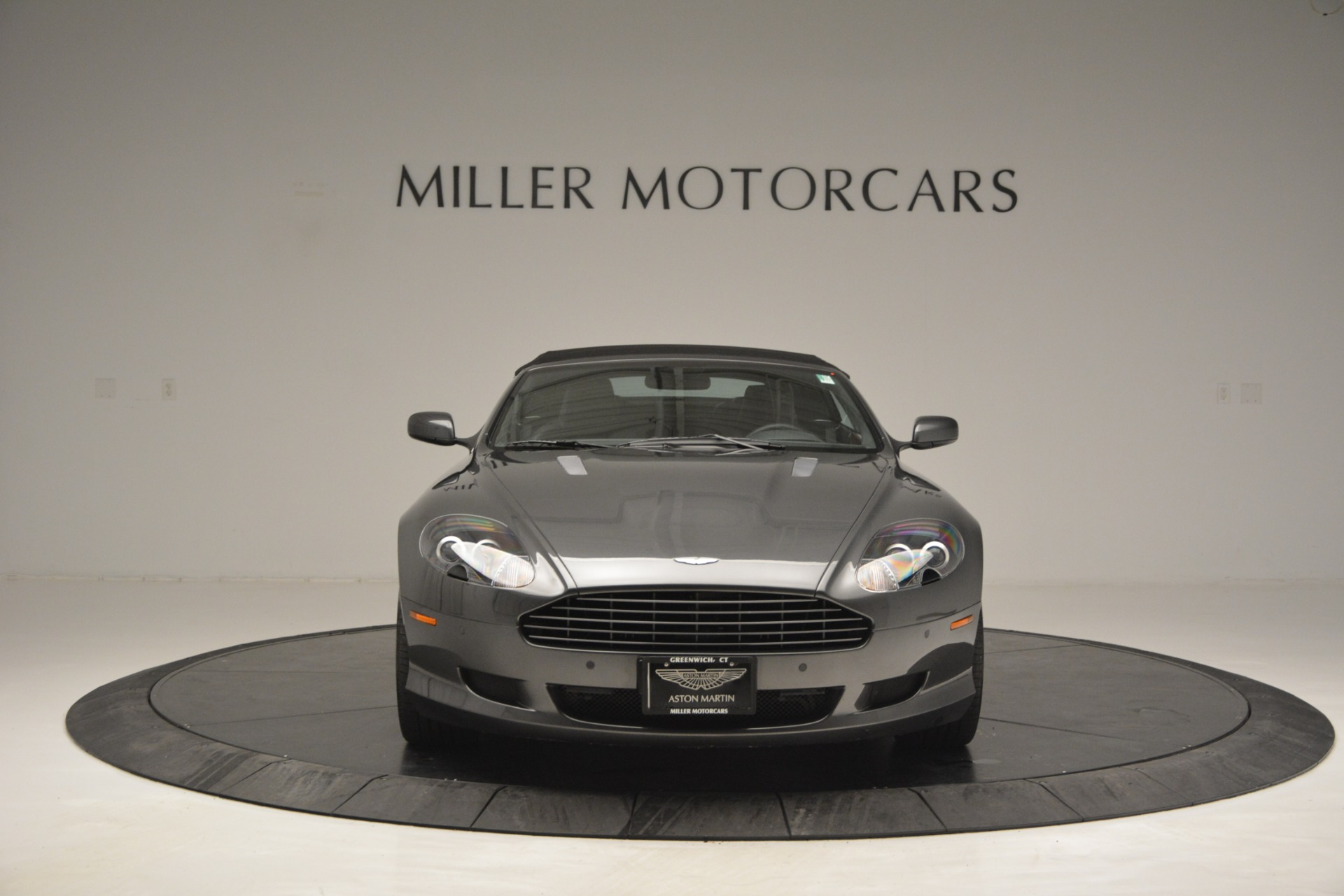 Used 2009 Aston Martin DB9 Convertible For Sale In Westport, CT 2930_p16