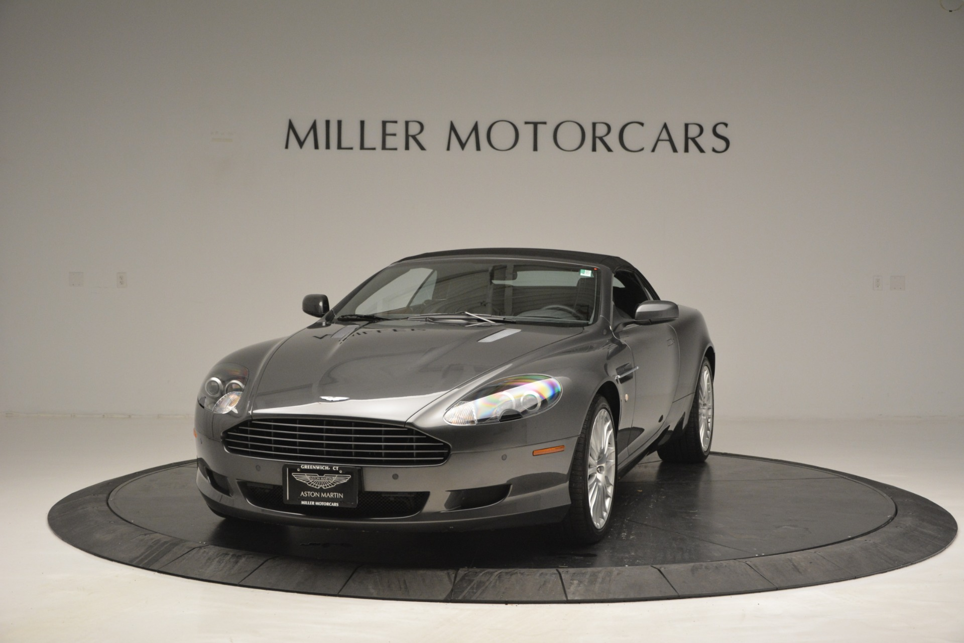 Used 2009 Aston Martin DB9 Convertible For Sale In Westport, CT 2930_p17