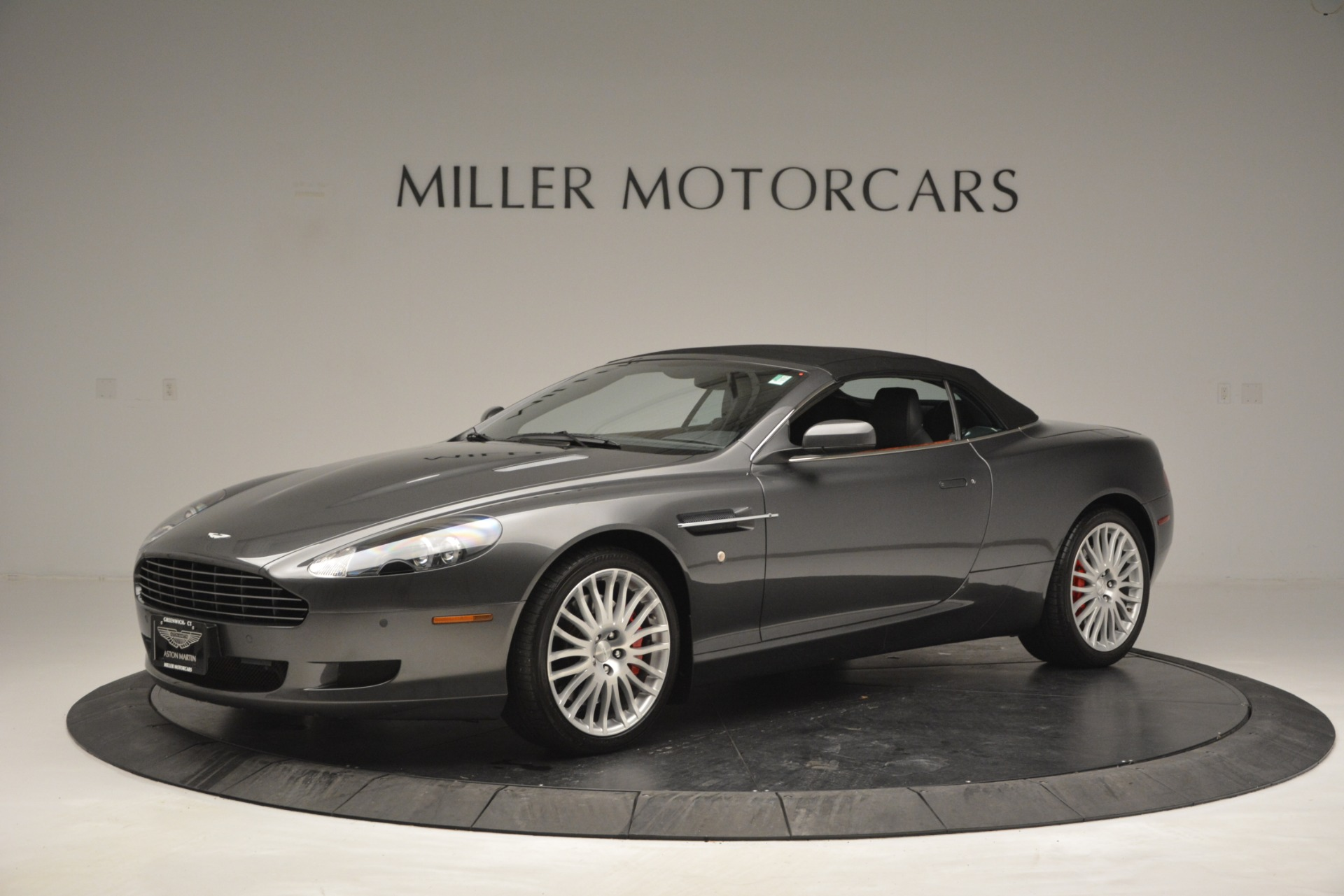 Used 2009 Aston Martin DB9 Convertible For Sale In Westport, CT 2930_p18