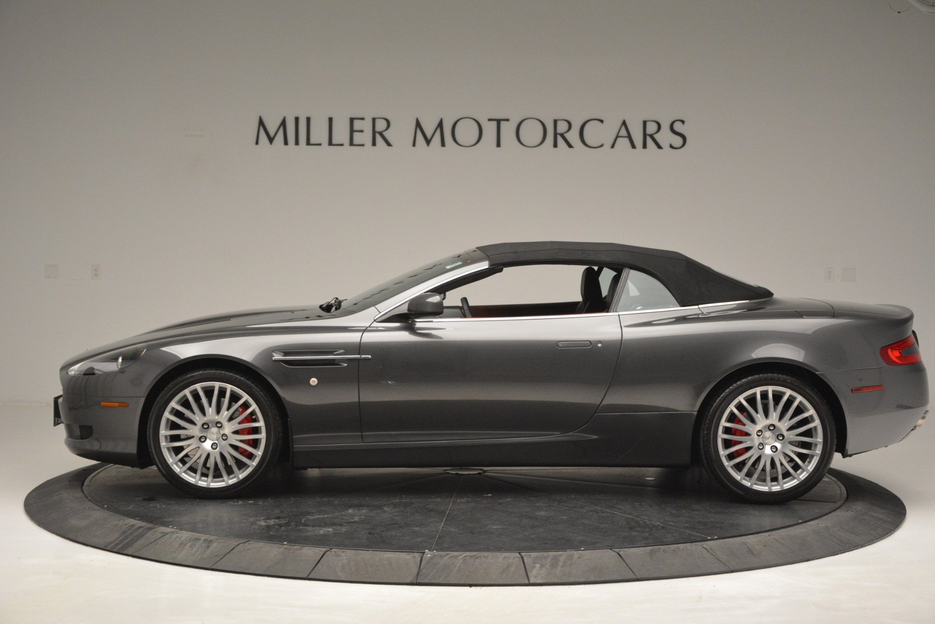 Used 2009 Aston Martin DB9 Convertible For Sale In Westport, CT 2930_p19