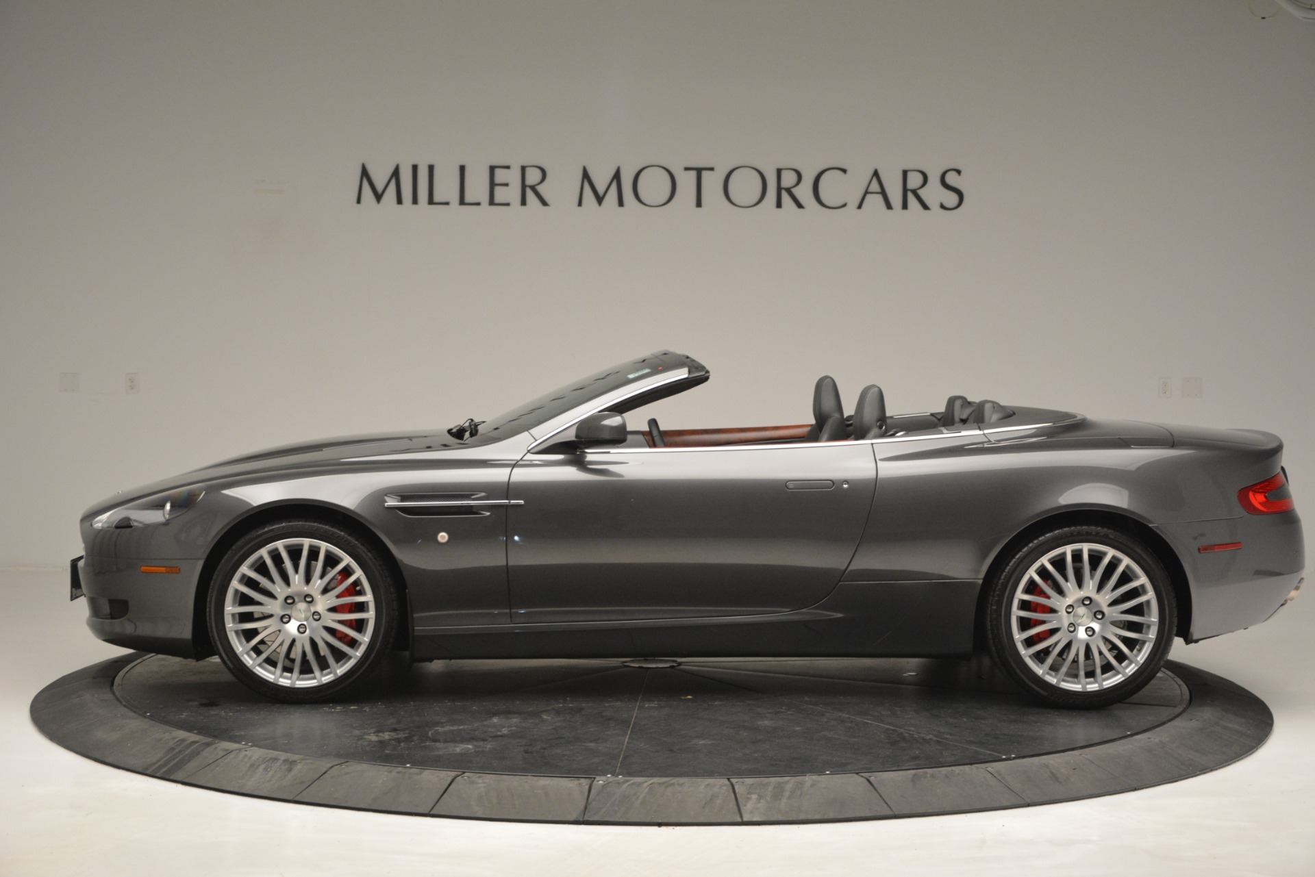 Used 2009 Aston Martin DB9 Convertible For Sale In Westport, CT 2930_p3