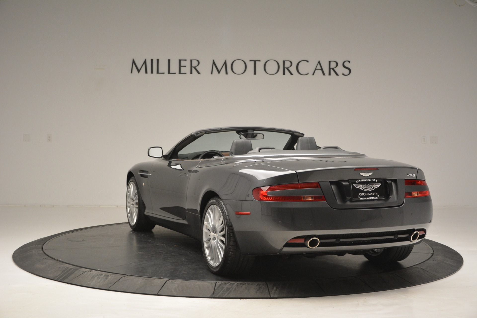 Used 2009 Aston Martin DB9 Convertible For Sale In Westport, CT 2930_p5