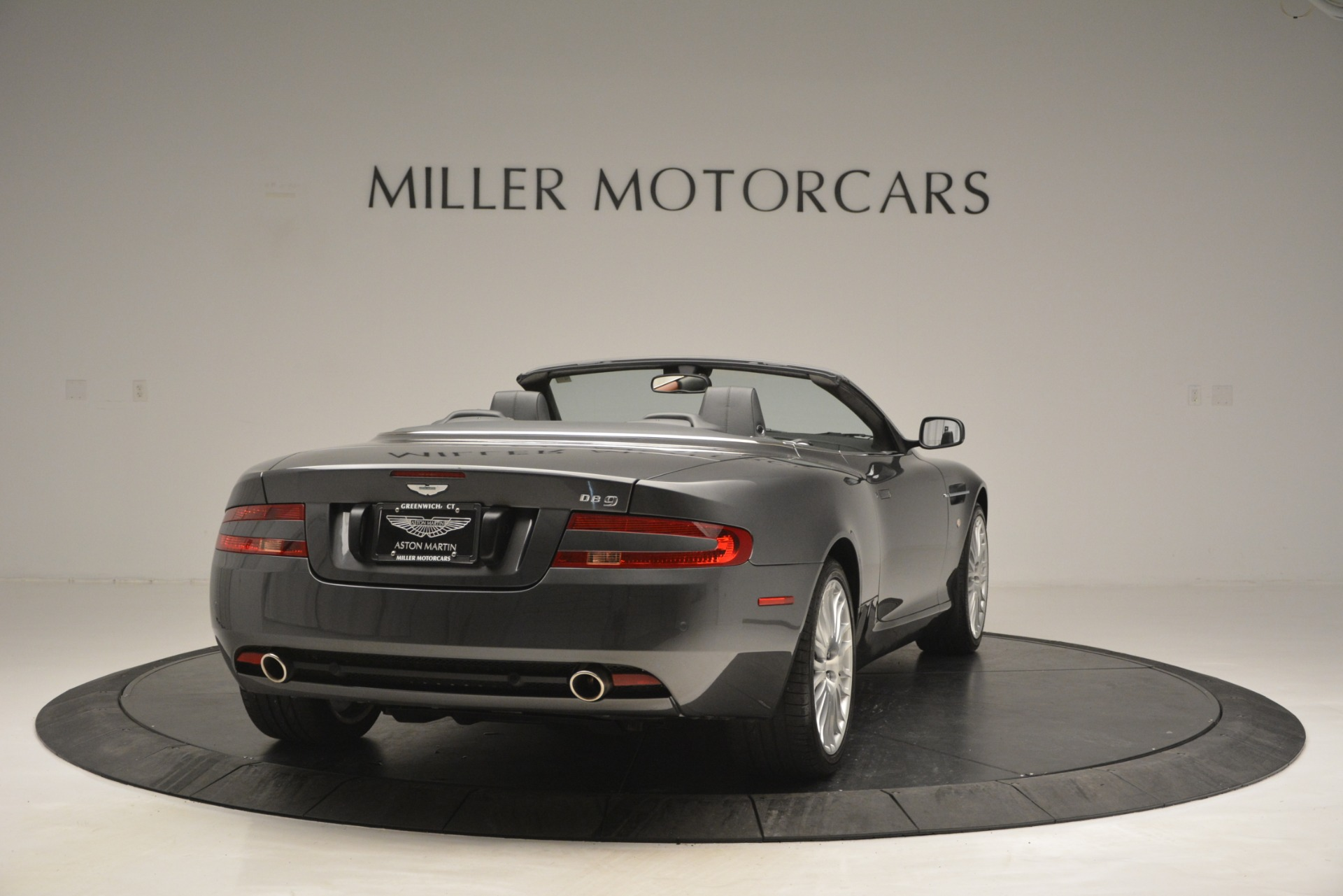 Used 2009 Aston Martin DB9 Convertible For Sale In Westport, CT 2930_p7