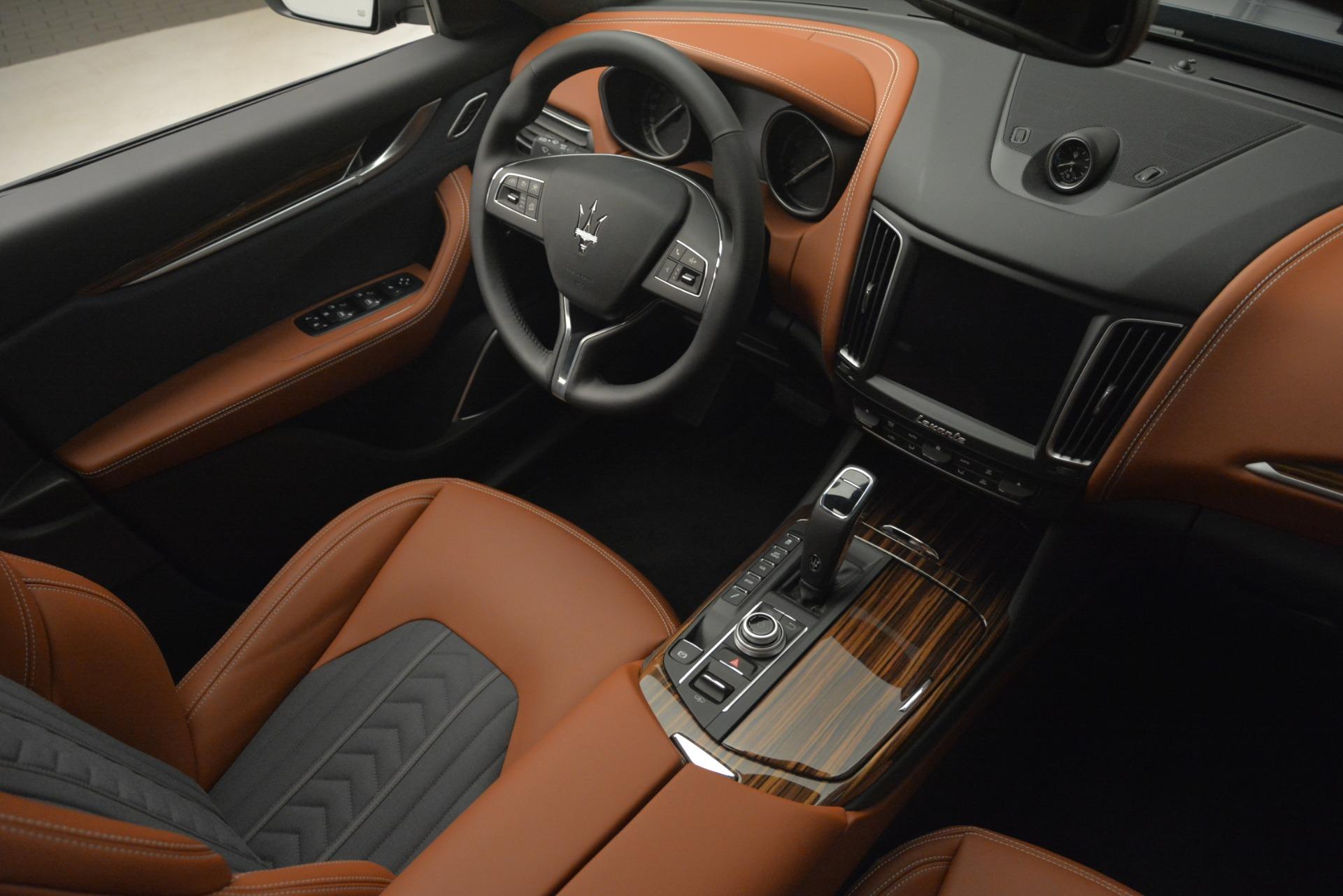 New 2019 Maserati Levante Q4 GranLusso For Sale In Westport, CT 2933_p17