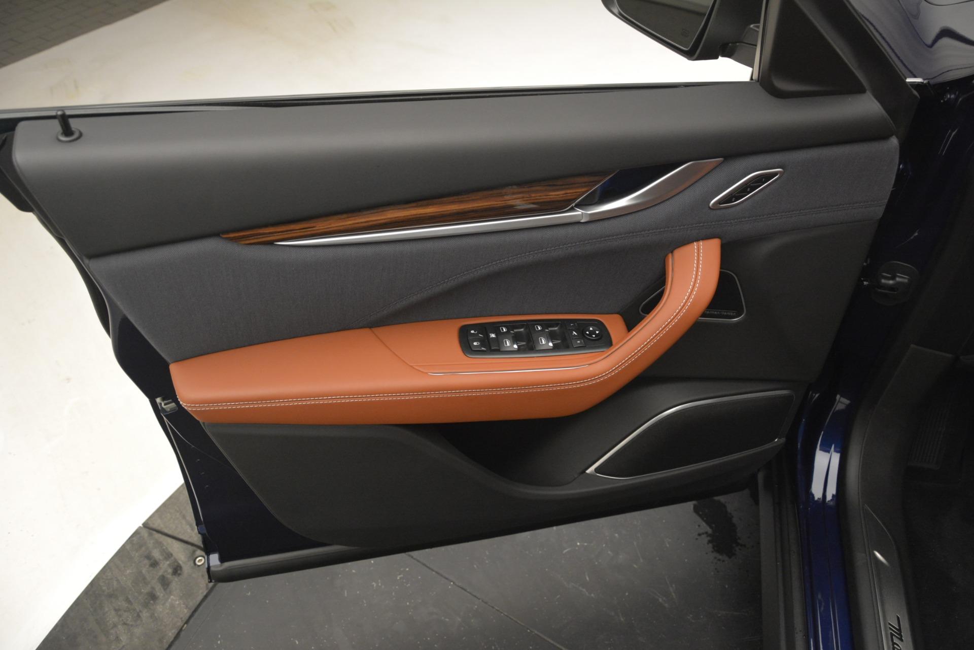 New 2019 Maserati Levante Q4 GranLusso For Sale In Westport, CT 2933_p18