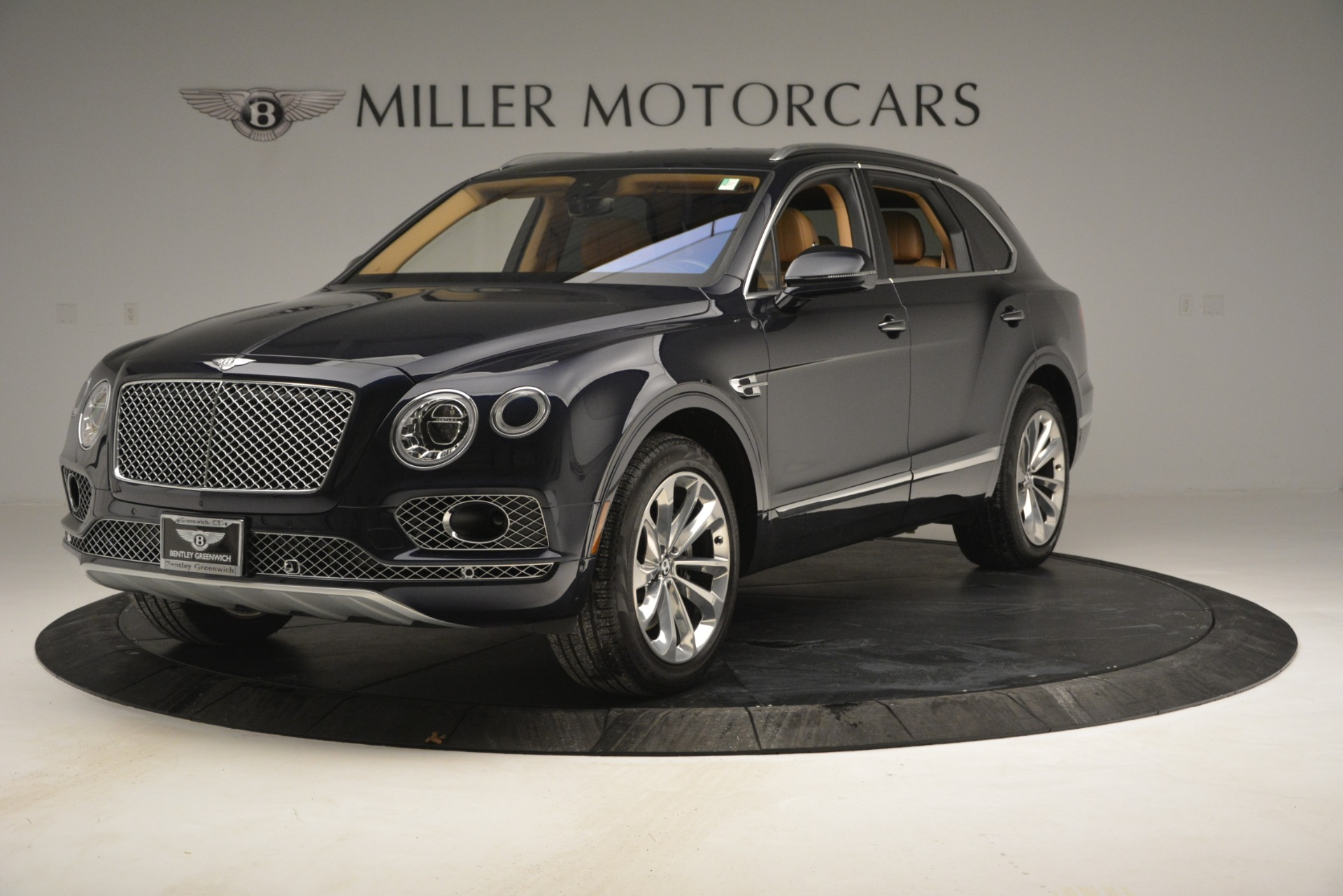 Used 2017 Bentley Bentayga W12 For Sale In Westport, CT 2934_main