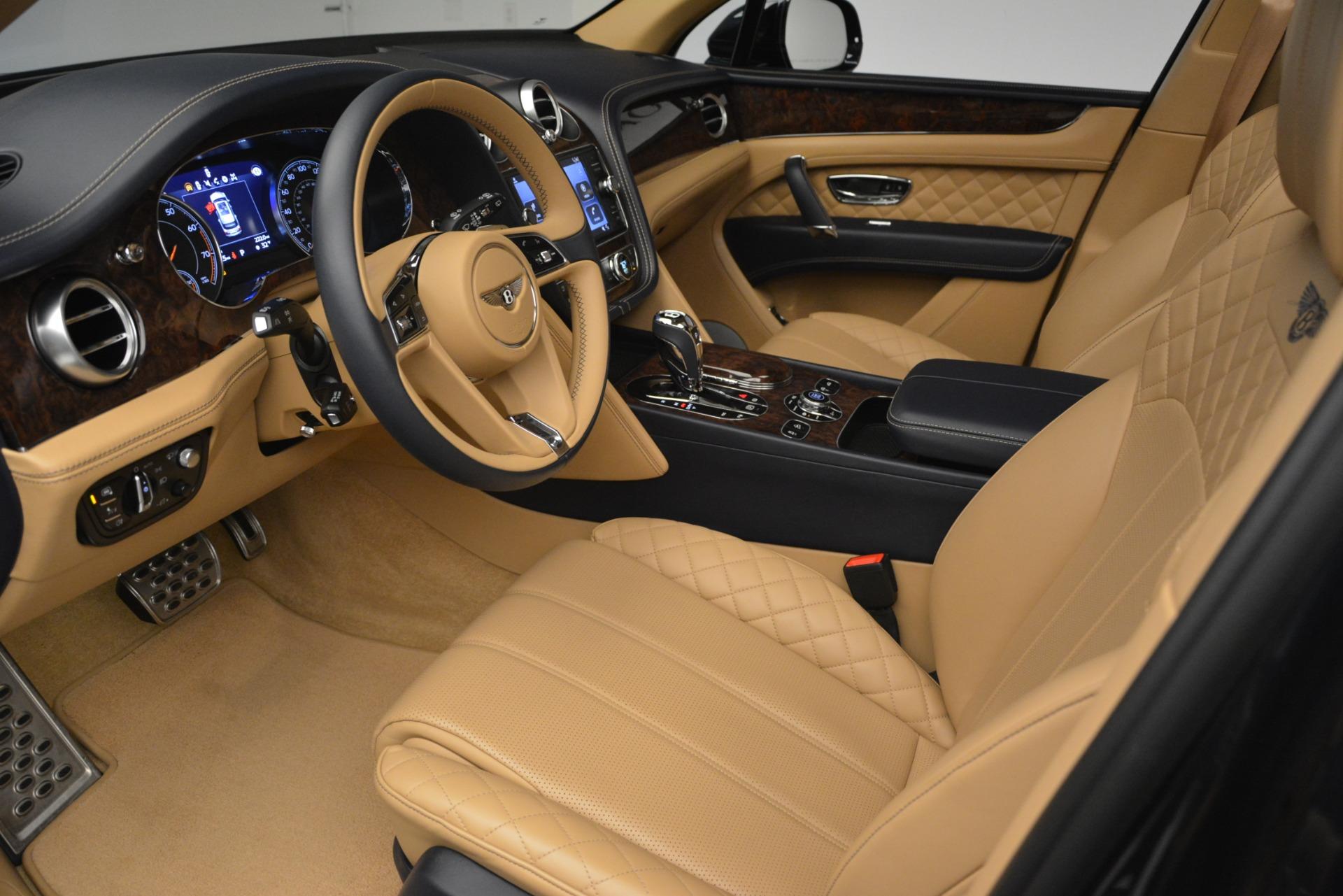 Used 2017 Bentley Bentayga W12 For Sale In Westport, CT 2934_p17
