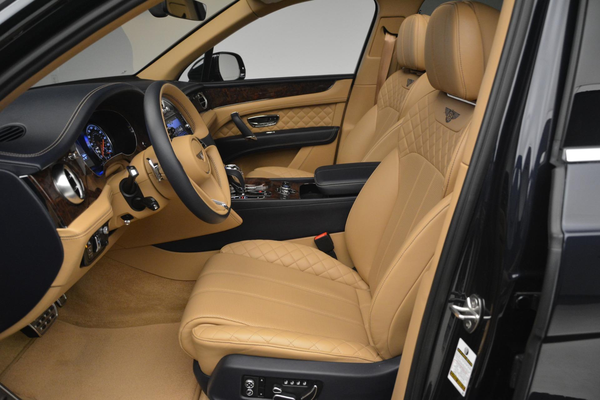 Used 2017 Bentley Bentayga W12 For Sale In Westport, CT 2934_p18