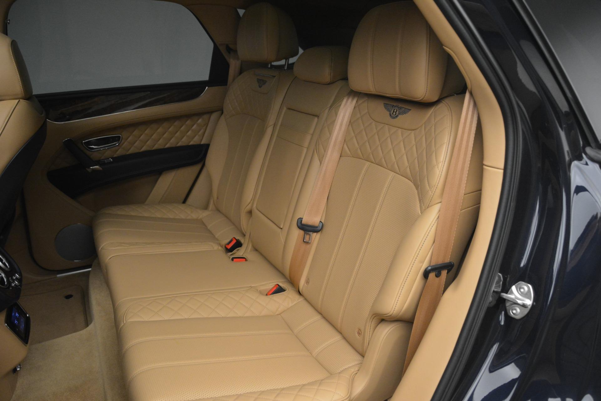 Used 2017 Bentley Bentayga W12 For Sale In Westport, CT 2934_p24